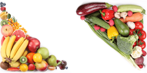 Assorted Fruits and Veggies