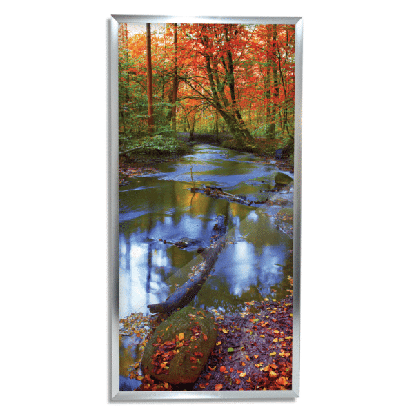 Silver Frame for Wall Art