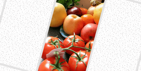Tomatoes and Apples