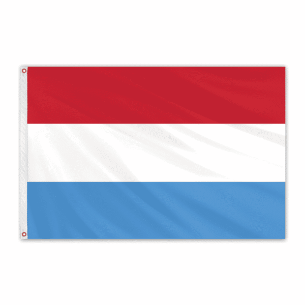 Luxembourg Flags