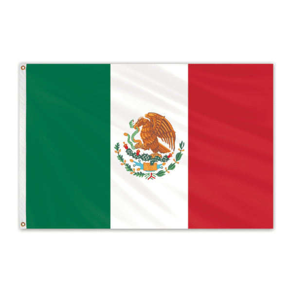 Mexico Flags