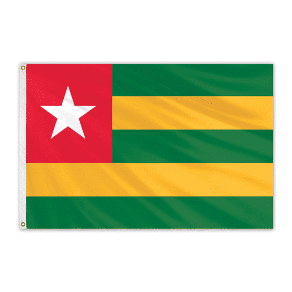 Togo Flags