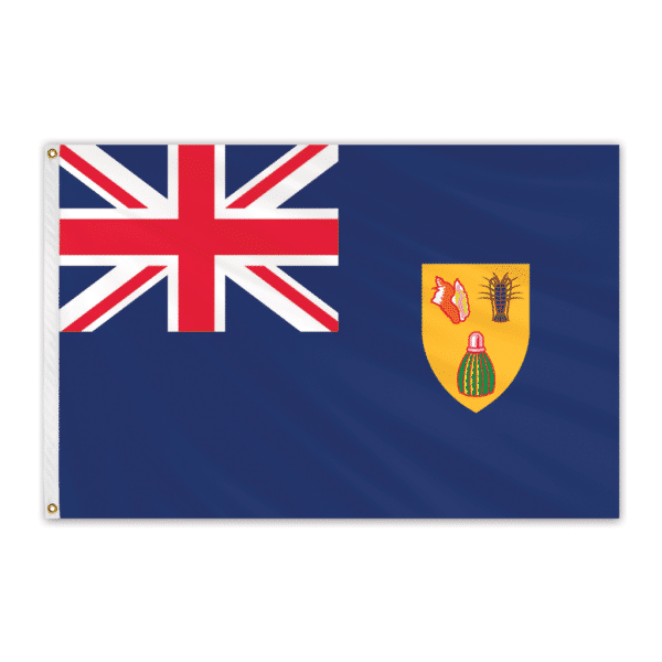 Turks and Caicos Flags