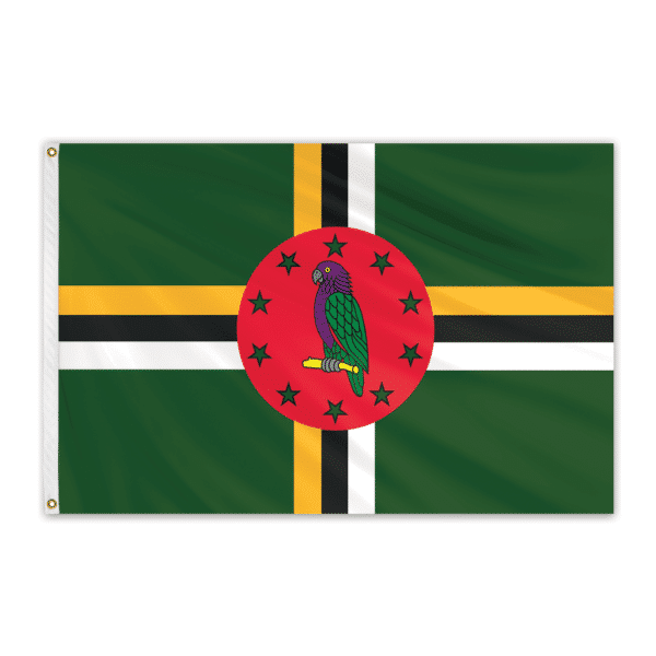 Dominica Flags