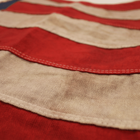Heritage Series Cotton 13 Star Betsy Ross Flag