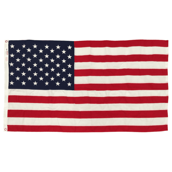 American Outdoor Koralex II Polyester Flag - 12'x18'