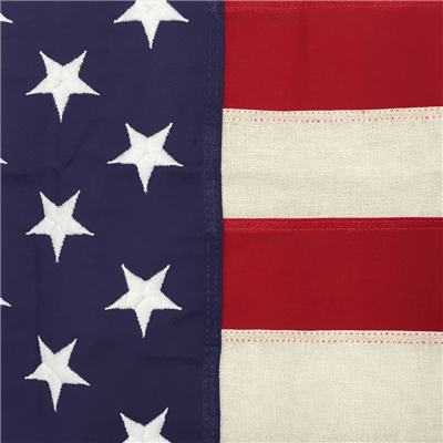 American Cotton Flag 3'x5'