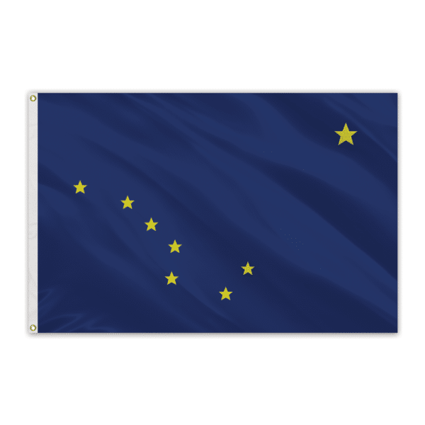 Alaska Outdoor Spectramax Nylon Flag - 4'x6'