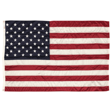 American Duratex Tricot Knit Polyester Flag 4'x6'