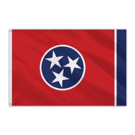 Tennessee Outdoor Spectrapro Polyester Flag - 5'x8'
