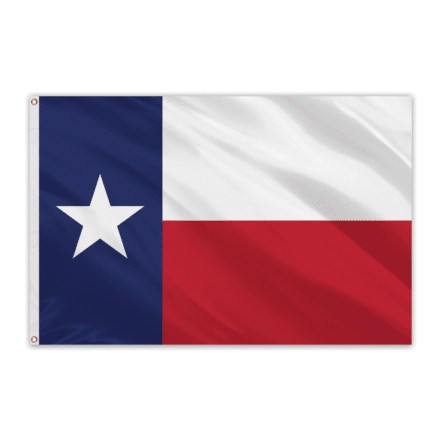 Texas Outdoor Spectramax Nylon Flag - 8'x12'