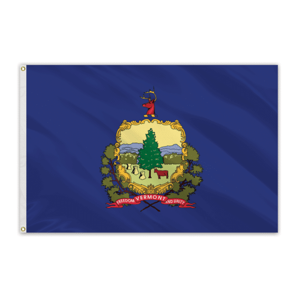 Vermont Outdoor Spectramax Nylon Flag - 8'x12'
